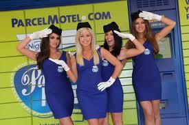 Parcel Motel dehumidifier delivery to ireland