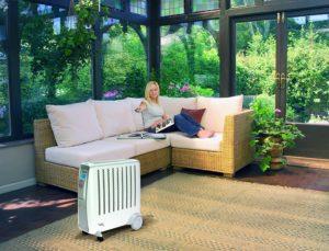 dimplex cadiz heater radiator winter