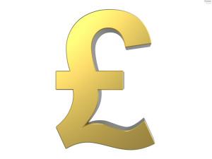 gold-pound-symbol