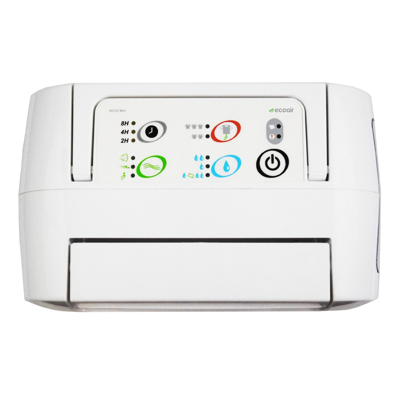 Mini DD122 Ecoair Dehumidifier Control Panel Room Home House