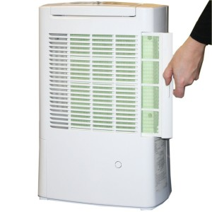 dd128 ecoair desiccant dehumidifier filter silver nano ioniser bactieria viruses mould spores
