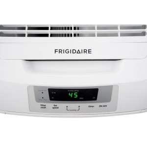 Frigidaire FAD504DWD Energy star 50 pint dehumidifier byemould review control panel mold damp home house real estate