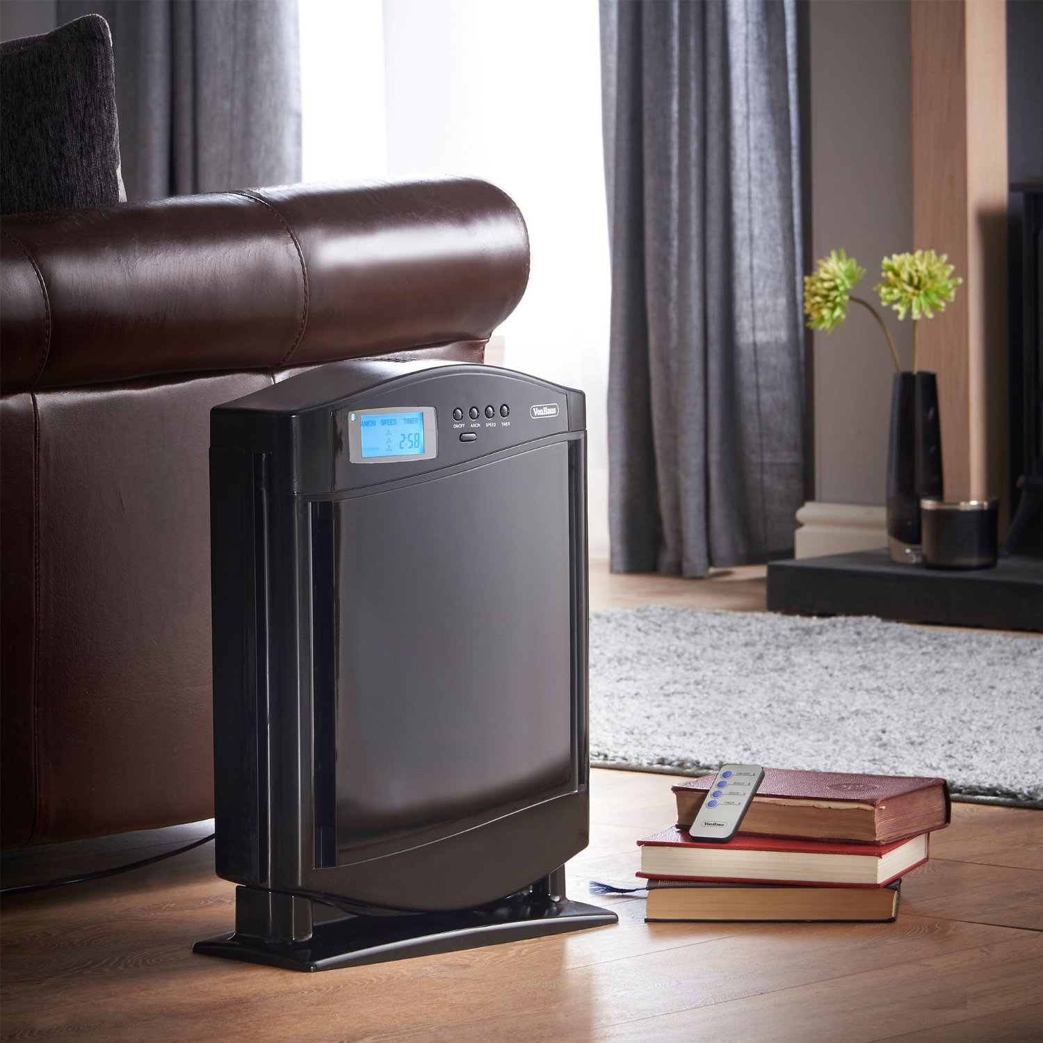 Vonhaus True Hepa Air Purifier Review Byemould Hay Fever