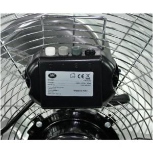 prem-i-air high velocity fan air circulator review control panel