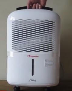 Inventor 12L compressor dehumidifier