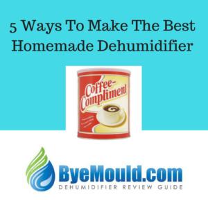 Homemade Dehumidifier