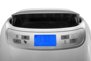 meaco 25l dehumidryer control pnel dehumidifier laundry mode timer ioniser